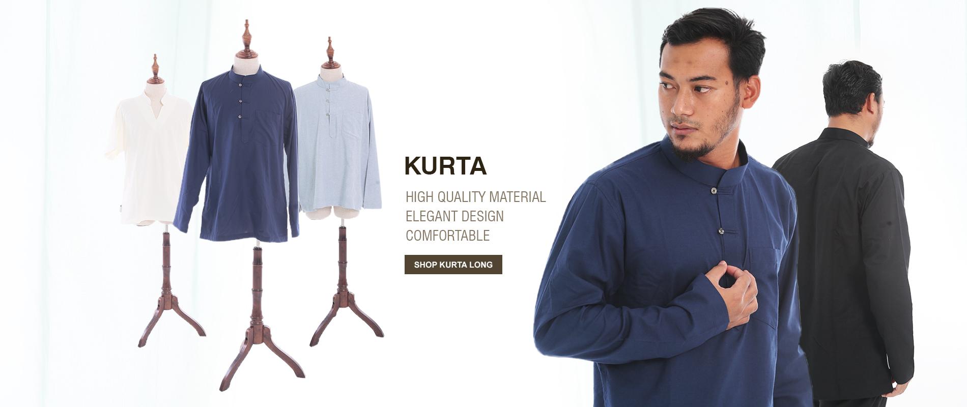 Kurta Long by Krika
