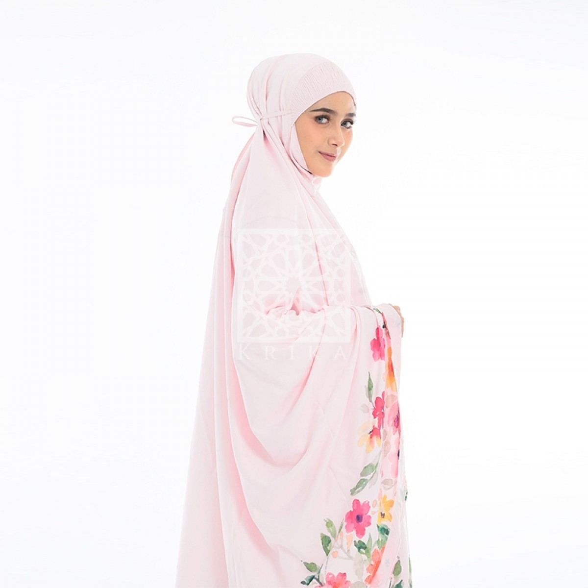 Flowra Pink by Krika