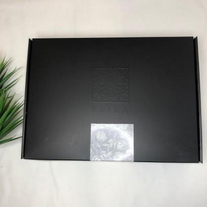 Telekung Krika Basic Pastel Series - Lilac