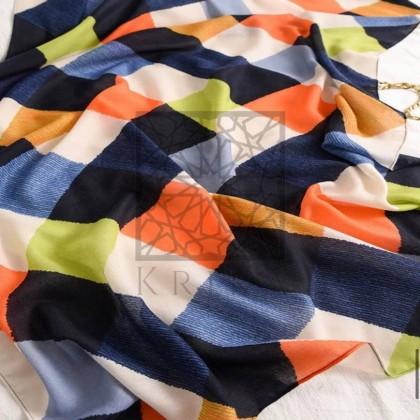 Emma Hijab Series Orange