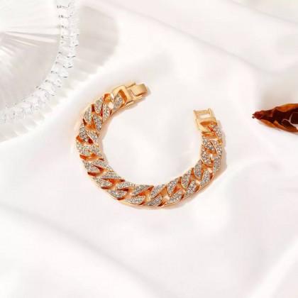 Beautiful Bracelet / Bangle 24K Gold / Silver Plated